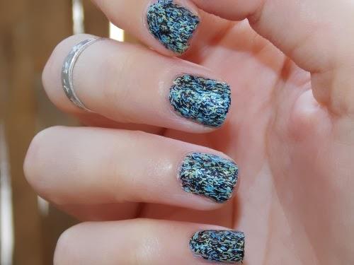 vernis nail polish swatch flock together china glaze blog beauté psychosexy