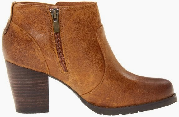 Wedges Shoes Clarks Women's Mission Philby Boot, Brown