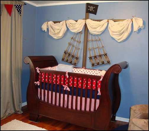 Nautical Baby Decor Ideas