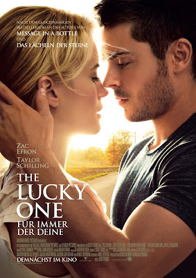 Watch The Lucky One 2012 Hollywood Movie Online | The Lucky One 2012 Hollywood Movie Poster