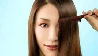 Cara meluruskan rambut bengkok