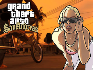 Grand Theft Auto San Andreas Cheats PS2 Lengkap | Download Game PS2