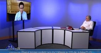 Credo TV: Florin Antonie 🔴 Planul Istoriei profeţit prin 6+1 Milenii și 120 de Jubilee (2)