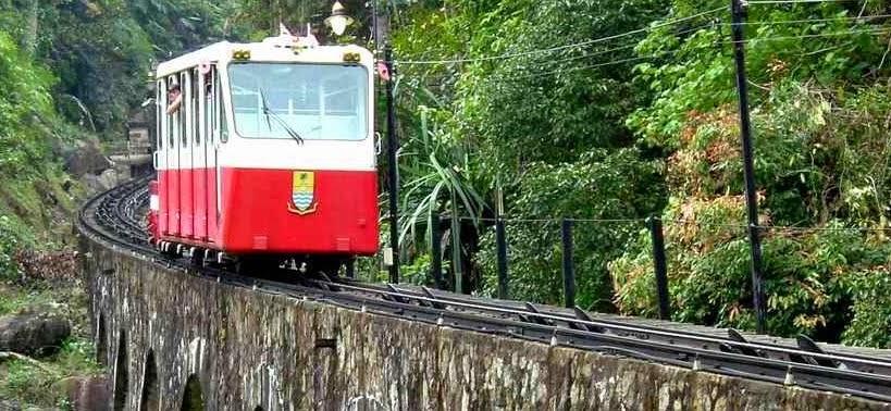 Tempat Wisata di Penang Malaysia Penang Hill