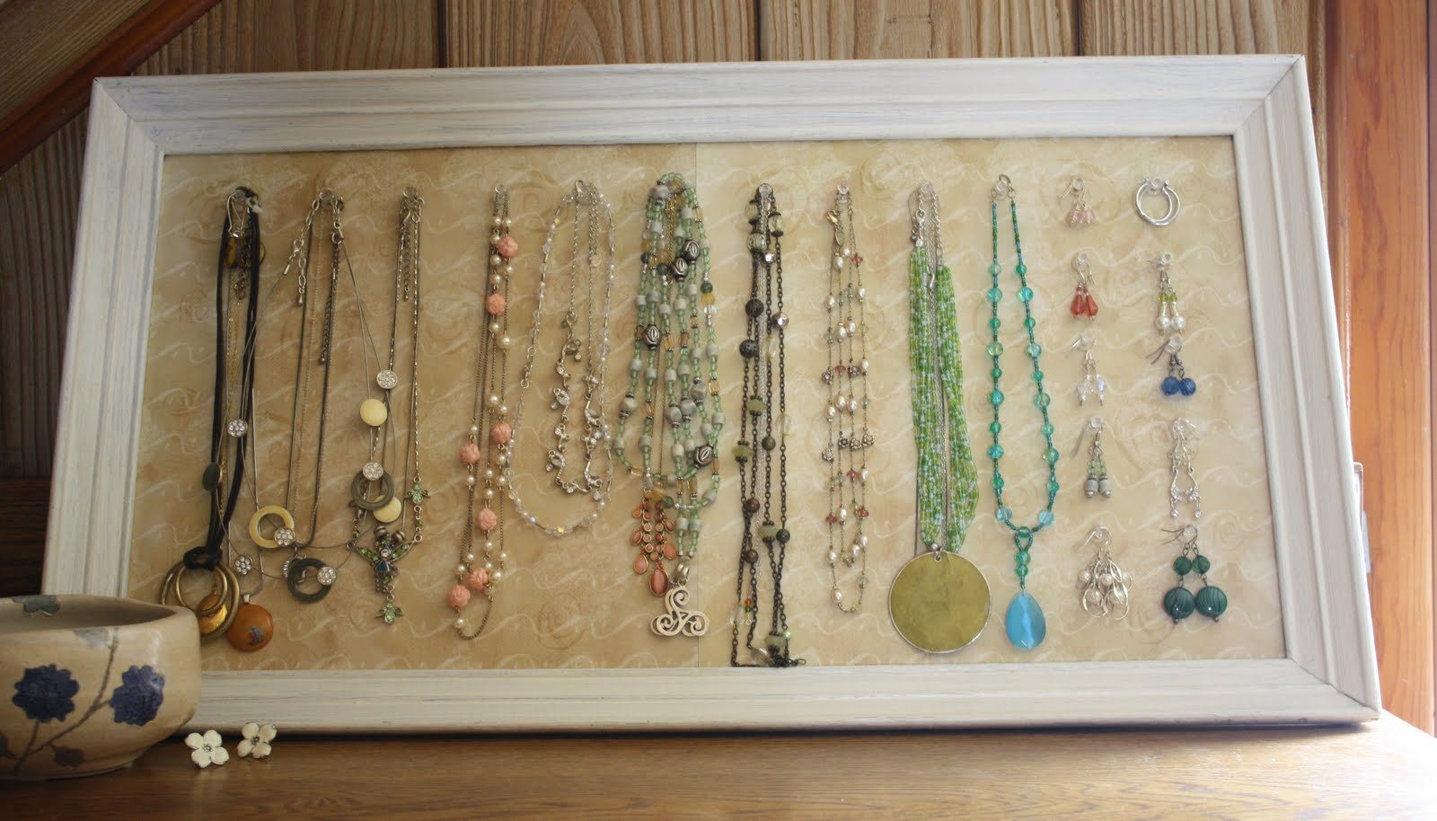 More Like Home FramedJewelry