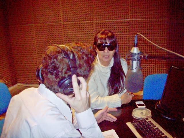 """* """"Cesar Maciú presenta"""" con María José Demare"""