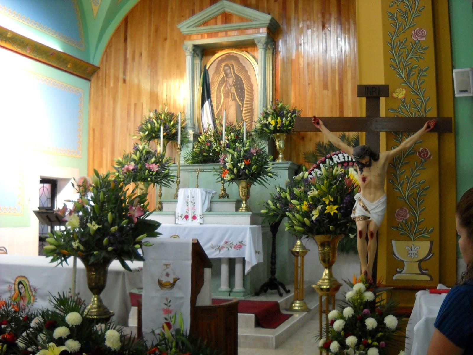 Decoracion Altar Virgen De Guadalupe ~ la tilma con la im?gen de la virgen de guadalupe