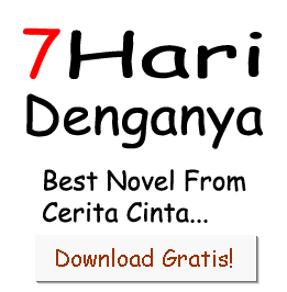 novel 7 hari dengannya