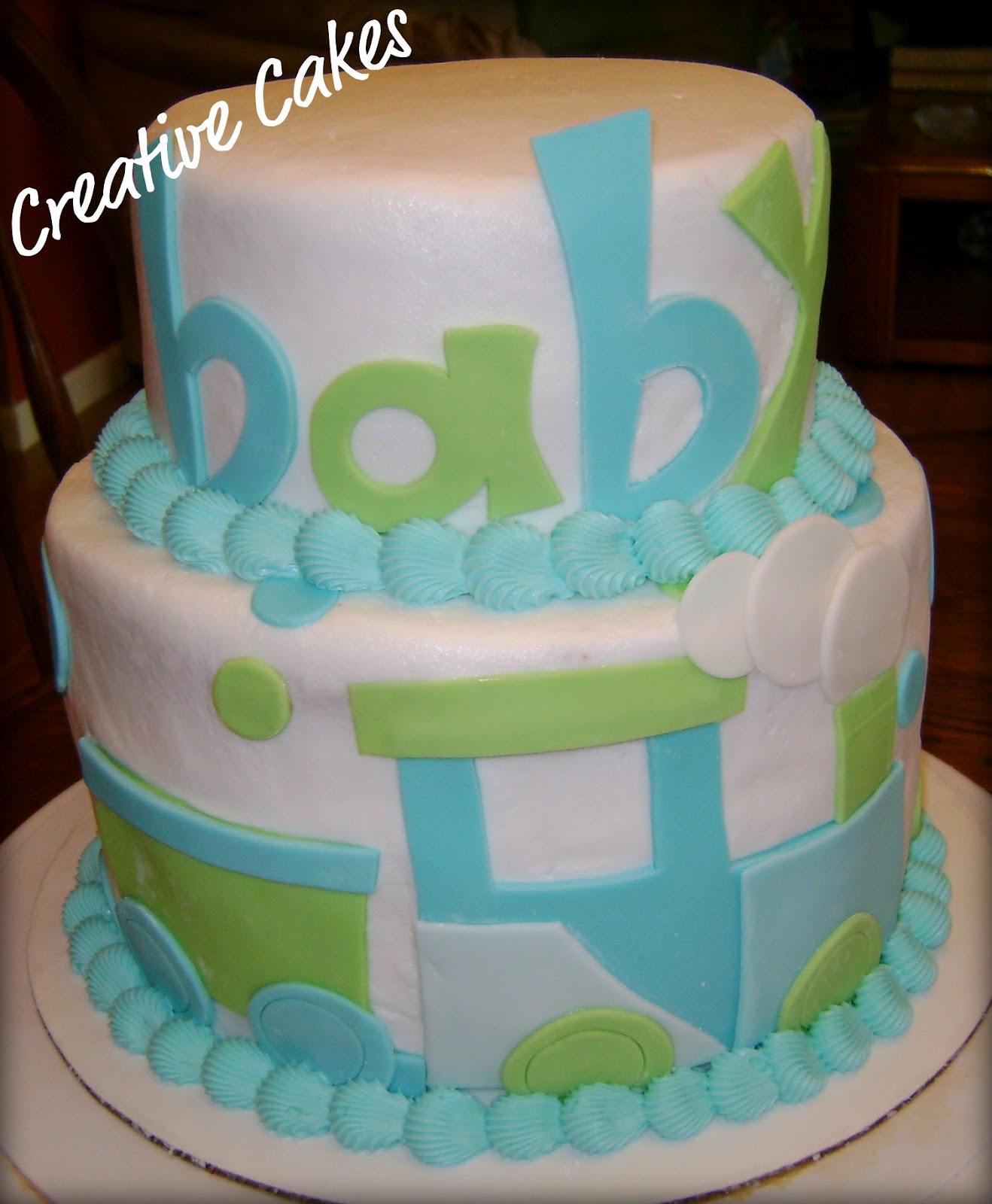 Lovely Train Baby Shower Cake Part - 9: Train Baby Shower Cake