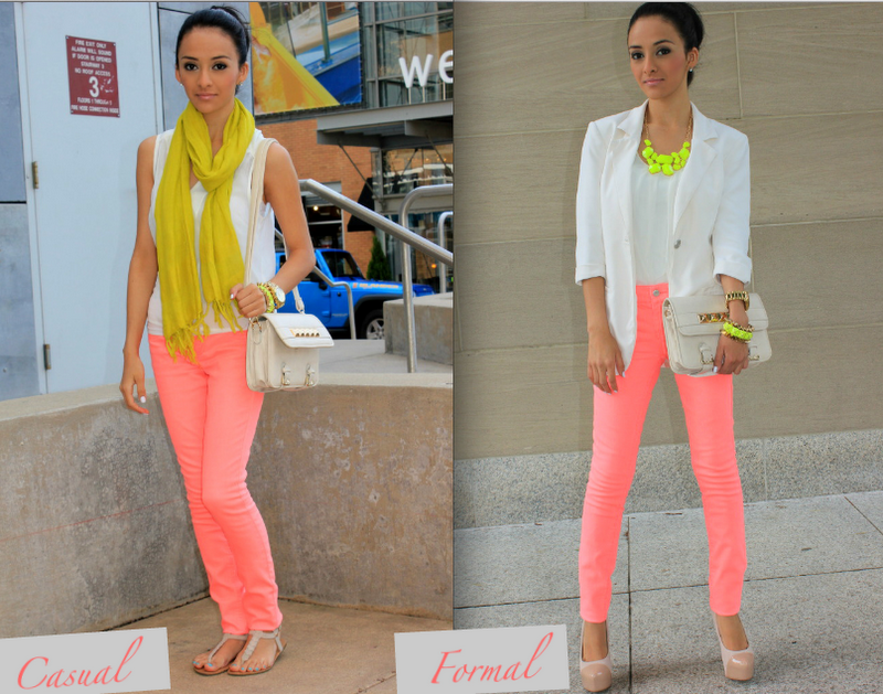 innovative neon night outfits 14