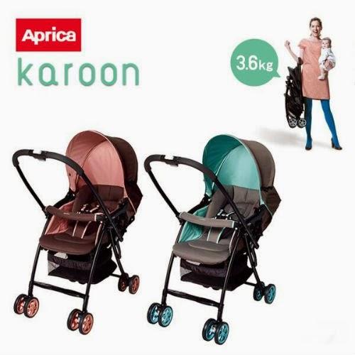 Xe đẩy em bé Aprica Karoon PK