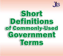 government terms Budgeting terms the following terms are used frequently throughout the governor's budget, the governor's budget summary, the annual budget (appropriations) bill, the enacted budget, and other documents.