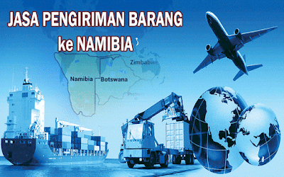 EKSPEDISI MURAH KE NAMIBIA