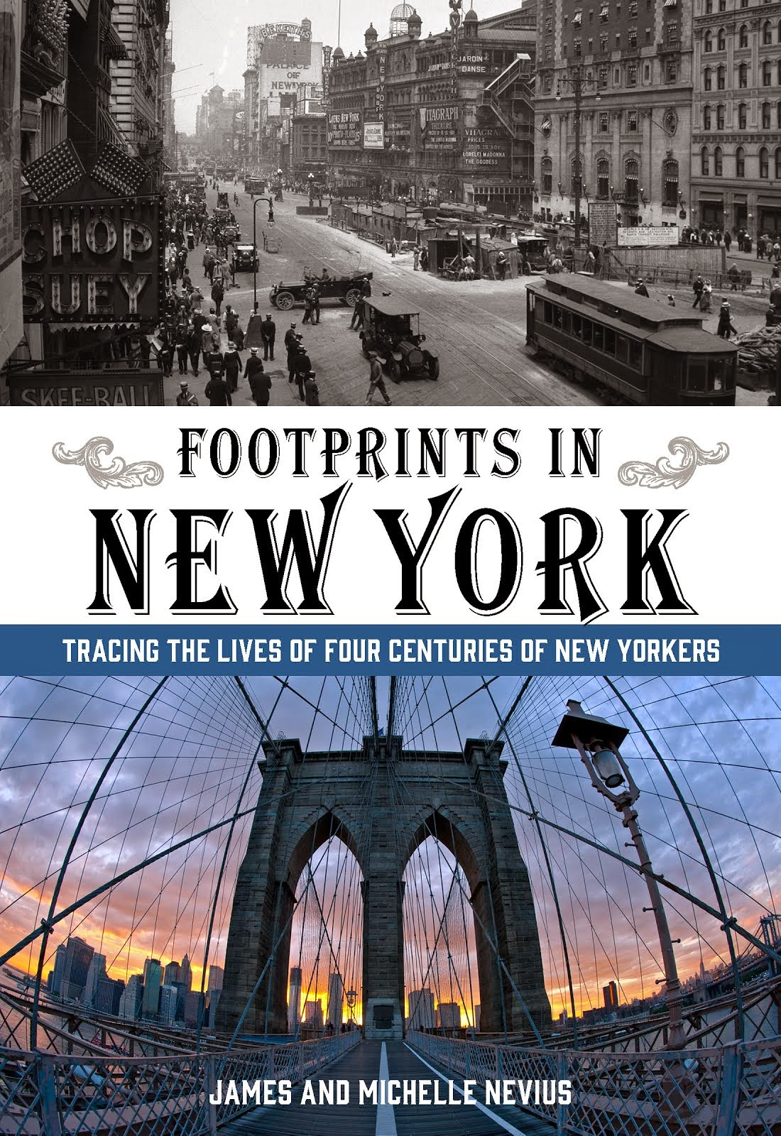 Footprints in New York