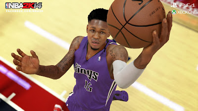 NBA 2K14 Ben McLemore Next-Gen