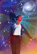 Stars galaxy Michael Jackson