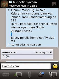 jual jersey persija home net tv dan full sponsor harga murah kualitas grade ori made in thailand