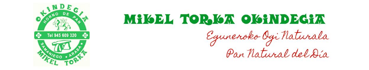 PANADERIA MIKEL TORKA OKINDEGIA