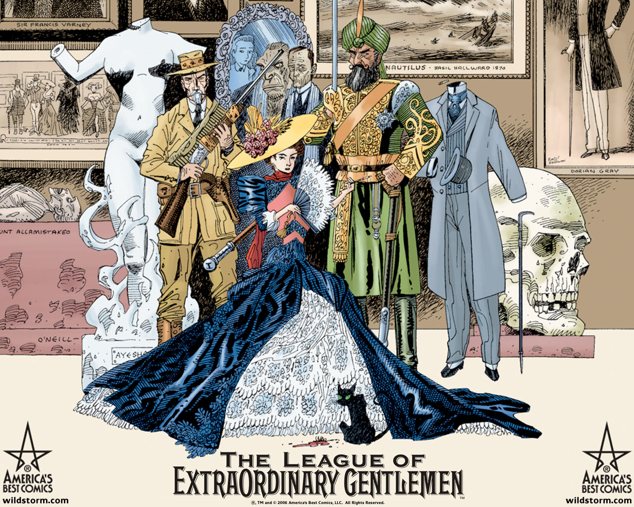 league of extraordinary gentlemen 20th century fox is taking another stab at turning alan moore and kevin o'neill's the league of extraordinary gentlemen into a film franchise, it was reported today.