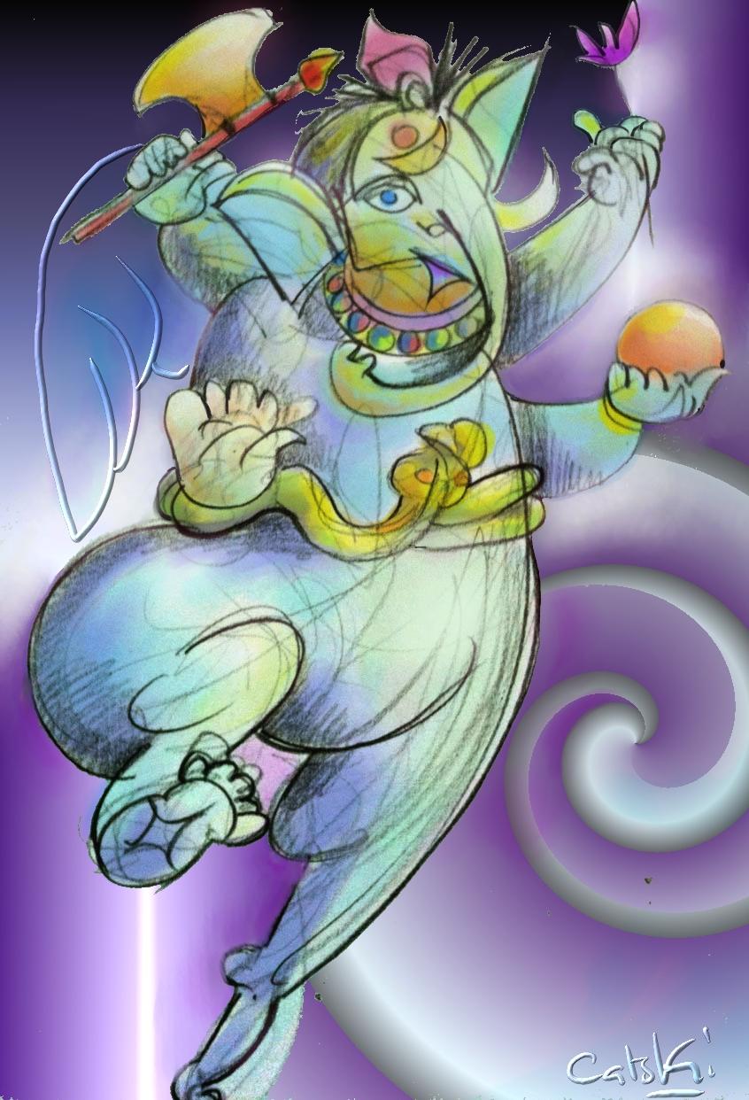 Danse Ganesha