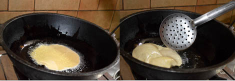 How to prepare poori