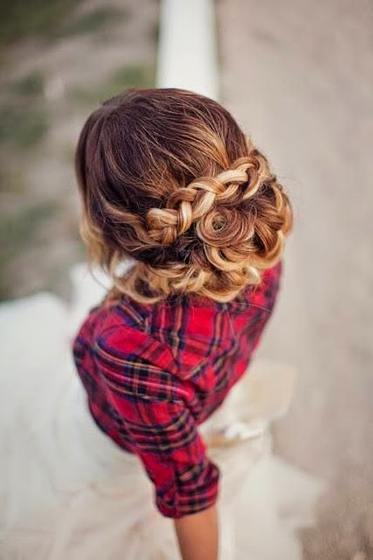 easy quick hairdos for long hairstyle