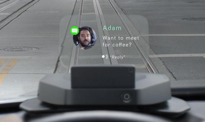 Novo celular da Samsung funciona como um projetor