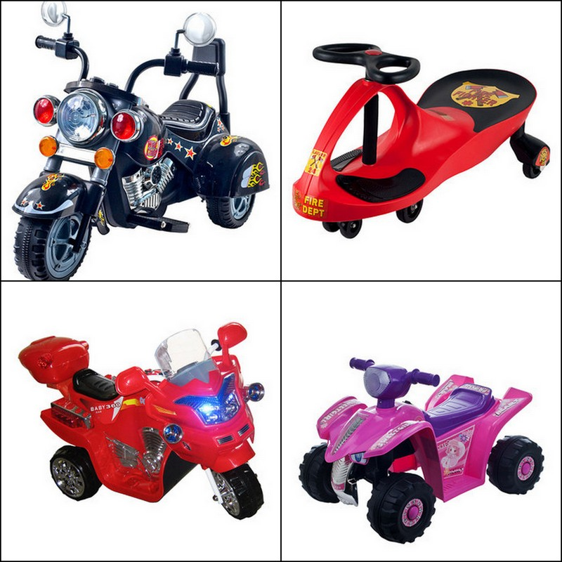 Great Deal On Electric Motorcycles And 4 Wheelers For Kids