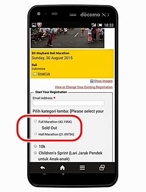 FM soldout BII-Maybank Bali Marathon 2015