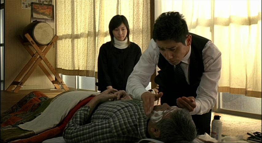 the departures a japanese film Won an oscar for the best foreign language film in 2009 directed by yojiro.
