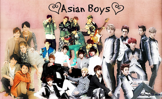 Asian Boys World Paradise