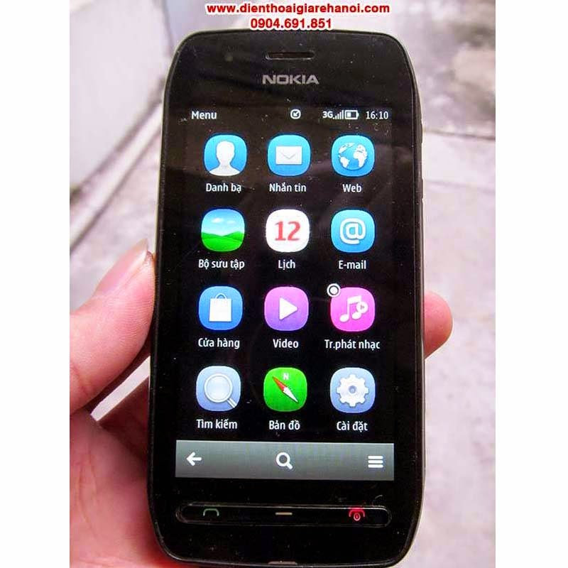 Dien Thoai Nokia Cam Ung Gia re Giá Rẻ Điện Thoại Cảm Ứng