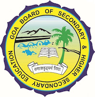 Goa Board Time Table 2016