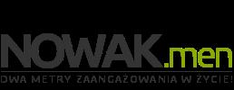 NOWAK - Dwa metry zaangażowania w życie!
