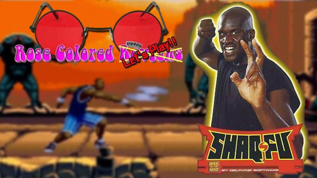 Shaq-Fu is considered to be one of the worst video games created