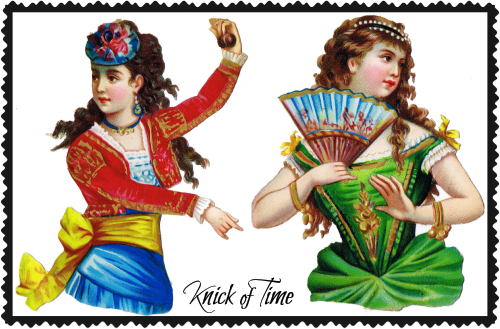 http://knickoftimeinteriors.blogspot.com/2014/02/dancing-ladies-die-cut-graphics.html