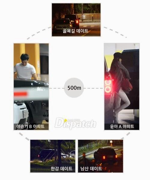 Yoona lee seung gi dating netizenbuzz infinite
