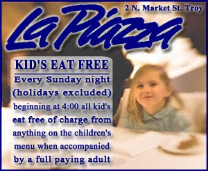 La Piazza Kids Eat Free