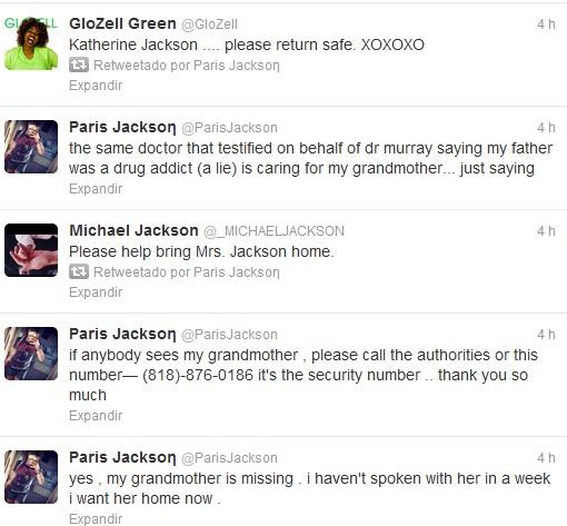 No twitter, Paris diz que sua avó está desaparecida Sem%20t%C3%ADtulo