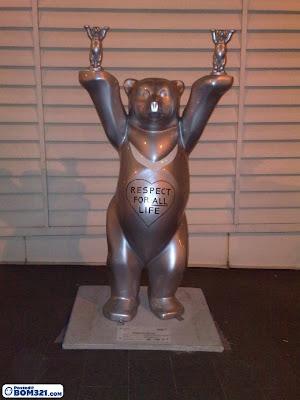 United Buddy Bears Di Pavilion Kuala Lumpur