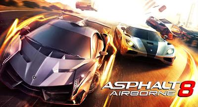 Asphalt 8 : Airborne v1.0.4 ( Mod ) apk data free download