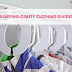 UHeart Organizing:  Delivering Crafty Clothing Dividers