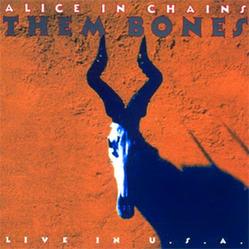 Alice In Chains Them Bones