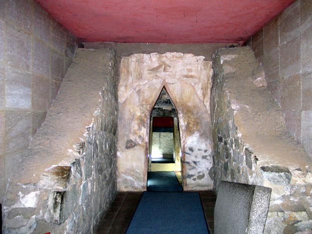 Thracian Tomb of Kazanlak Bulgaria