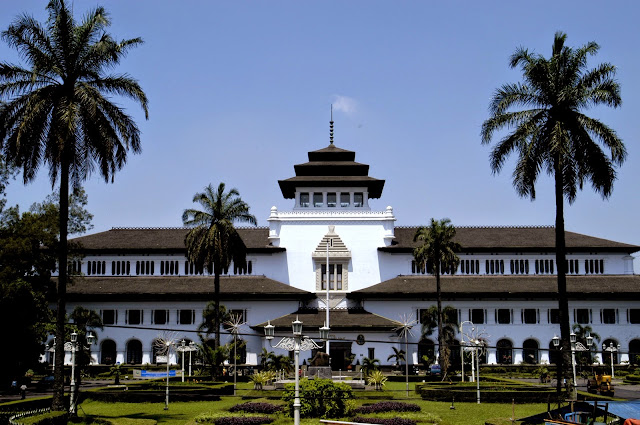 Foto Gedung Sate Bandung