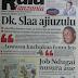 Taswira katika magazeti ya leo alhamisi tarehe  jully 30