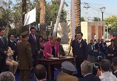 Bachelet promulga Ley de Armas que sanciona con 10 a 15 años de cárcel la colocación de bombas
