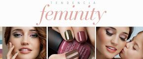 Tendencia Feminity by Yanbal 2014