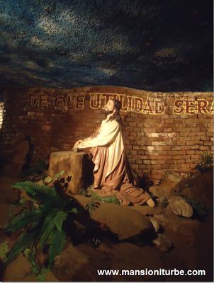 Replica del Santo Sepulcro en Tacámbaro