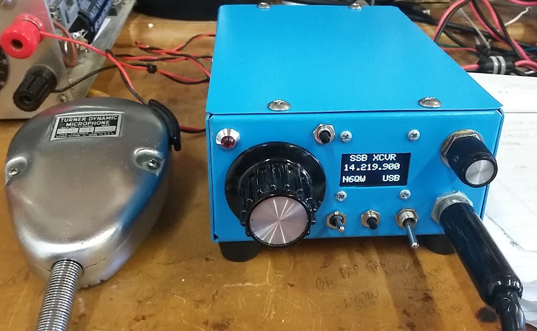 N6QW Homebrew Radio